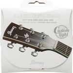 Ibanez Acoustic Bronze Strings Light 11-52 IACS62C