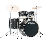 Tama IE52KH6W-BOW Imperialstar 5-Piece 22? Drum Shell Pack, Hardware Included IE52KH6WBOW
