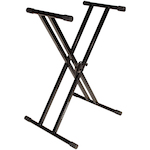 Ultimate Keyboard Stand, Double Braced IQ2000