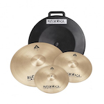 Istanbul Agop 4-Piece XIST Cymbal Set with Case IXS3