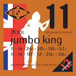 Rotosound Jumbo King Phosphor Bronze 12-string Acoustic Strings 11-52 JK30L