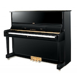 Japanese Kawai KD40SPESH1	KD-40S Upright Second Hand Piano 1984130 KD40SPESH1