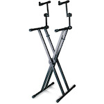 Ashton Double Tier Keyboard Stand KSD98D