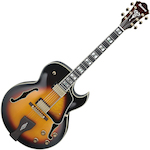 Ibanez LGB30 George Benson Model, Vintage Yellow Sunburst LGB30VYS