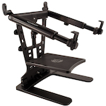 Ultimate Hyperstation DJ Laptop Stand with Quick Release LPT1000QR