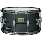 Tama 14x8 SLP Steel Snare Drum, Black Nickle LST148