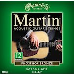 Martin Strings Acoustic 12 Phos Bronze 10-47 M500