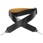 Levy's Guitar Strap, Leather Banjo M9BLK