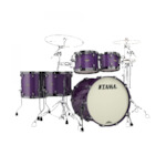 Tama Starclassic Maple 3 piece Shell Kit with Chrome Hardware MA30CMSDPP
