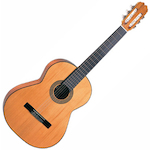 Admira Spanish Classical Guitar, Solid Cedar Top MALAGA