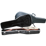Ashton Classic Guitar Case Moulded MCC500