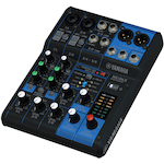 Yamaha 6 Channel Mixer with Effects MG06X