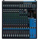 Yamaha MG16XU 16-Channel Mixer with FX and USB MG16XU