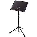Ashton Orchestral Music Stand, Solid Back MS100SA