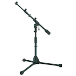 Tama Ironworks Tour Short Boom Mic Stand, Black MS436LBK
