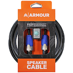 Armour 30ft Speaker Cable Neutrik N4SP30