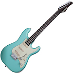 Schecter Nick Johnston Signature Guitar, Atomic Green NJTRADATOMICGREEN