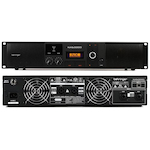 Behringer Power Amp 6000W w/DSP NX6000D