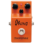 Ibanez Vintage Overdrive Reissue Pedal OD850