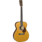 Martin Acoustic Guitar Special Edition Orchestral Model w/Case OMJMJOHNMAYER