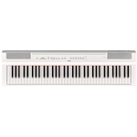 Yamaha P121 Digital Piano 76 Note White P121W