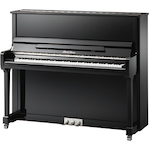 Pearl River Upright Piano, #11 Ebony Polish, P3 P3A111