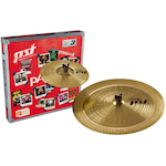 Paiste PST3 Cymbal Pack 10 inch Splash and 18 inch China PA063FXPK