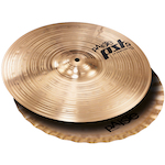 Paiste PST5 14 inch Sound Edge Hi Hats Cymbals PA0683114