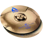 Paiste Powerslave 14 inch Boomer Hi Hat Cymbals PA0823414