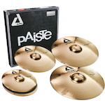 Paiste Alpha Brilliant Rock Cymbal Set PA088RS18