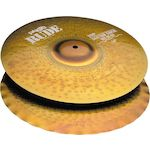 Paiste Rude Classic 14 inch Sound Edge Hi Hats Cymbals PA1123114