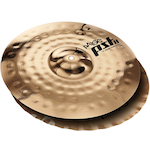 Paiste PST8 Reflector 14 inch Sound Edge Hi Hat Cymbals PA1803114