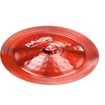 Paiste 18 Colorsound 900 Series China, Red PA1922618