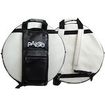 Paiste Cymbal Bag 22 inch, White/Black PA224418922