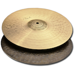 Paiste Signature Traditional 14 inch Medium Light Hi Hats Cymbals PA4303714
