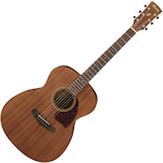 Ibanez PC12MH Acoustic Guitar Concert Size, Natural PC12MHOPN