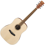 Ibanez PF10 Acoustic Open Pore Natural PF10OPN