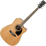Ibanez PF17ECE Acoustic Electric, Low Gloss PF17ECELG