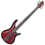 Ibanez Peter Iwes 5-String Bass Guitar, Black PIB1BK