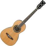 Ibanez Acoustic PN1 Parlour Guitar, Natural PN1NT