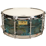 Pork Pie  USA 14x6.5 Patina Brass Snare Drum PP65X14PB