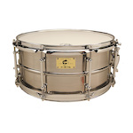 Pork Pie USA 14x6.5 Pig Iron Snare Drum PP65X14PIR