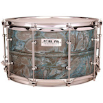 Pork Pie USA 14x8 Patina Brass Custom Snare Drum PP8X14PB