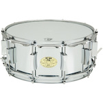 Pork Pie USA 14x6 Steel Chrome Squealer Snare Drum PPSQ14X6STE