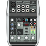 Behringer Mixer 5-In 2-Bus Q502USB