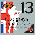 Rotosound Electric Guitar Strings 13-54 R13