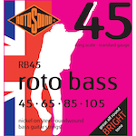 Rotosound Bass Strings 45-105 Nickle RB45