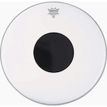 Remo 14 Inch Coated Emperor X Black Dot Drum Head REBX011410