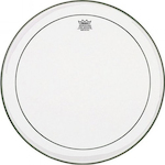 Remo 22 Inch Clear Pinstripe Drum Head REPS132200