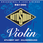 Rotosound Violin Strings 10-30 Silver Wound RS1000VIOLIN